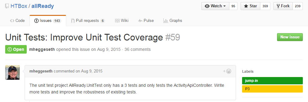 ImproveUnitTestCoverage