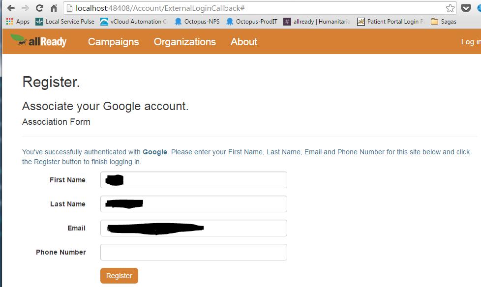 RegisterWithGoogle