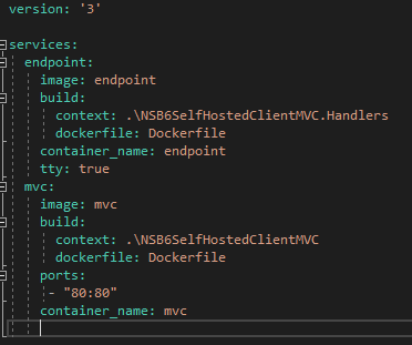 Containerizing NServiceBus Endpoints with Docker - Part 4